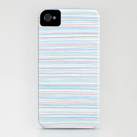 Pattern With Orange Dots iPhone Case by Anita Ivancenko | Society6