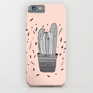 CACTUS iPhone & iPod Case by Vasare Nar