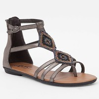 Women's Alive Sandal in Brown/Grey/Bronze by Daytrip.