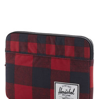 Herschel Supply Co. Menswear Inspired Rustic Together iPad Air Sleeve