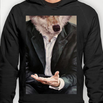 the politician Hoody by karien deroo | Society6
