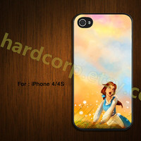 Princess Belle - iPhone Case iPhone 4 Case iPhone 4s Case iPhone 5 cover for Apple iPhone