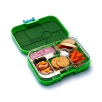 Yumbox In Pomme Green. The Leakproof Bento Lunch Box