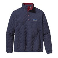 Patagonia Diamond Quilt Snap-T® Pullover