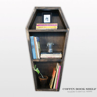 COFFIN Book Shelf Modern