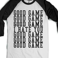 White/Black T-Shirt | Funny Gifts For Men Shirts