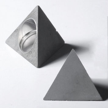 Concrete Ring Collection-3