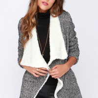 Townie Points Black and Ivory Jacket