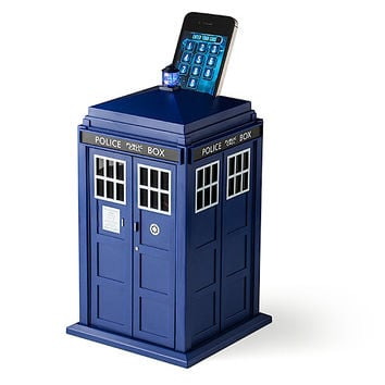 Doctor Who TARDIS Smart Safe for iPhone & Android