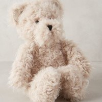 Cocoa Bear Stuffed Animal by Anthropologie Khaki One Size Gifts