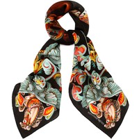 Women Special edition scarf - Women Special edition on ALEXANDER MCQUEEN Online Store