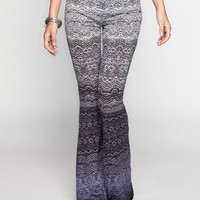 Patrons Of Peace Womens Bell Leggings Indigo  In Sizes