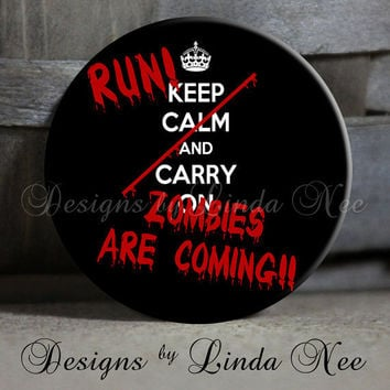 EXCLUSIVE to my Shop RUN ZOMBIES are by DesignsbyLindaNeeToo