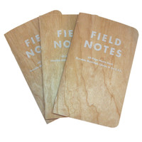 Field Notes - Shelterwood