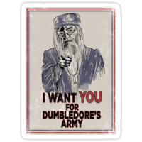 Dumbledore's Army - Harry Potter Shirt