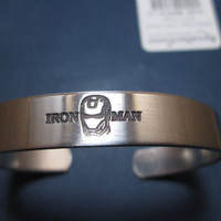Iron Man Braclet