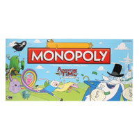 Monopoly Adventure Time Collector's Edition