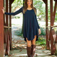 Just Like That Dress, Navy