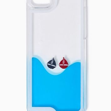 Water & Sails iPhone 5/5s Case   Tech Accessories – Nautical Chic   charming charlie