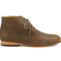 Emilio LE Chukka Boot Oak