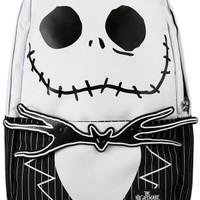 Nightmare Before Christmas Jack Face With Body Backpack