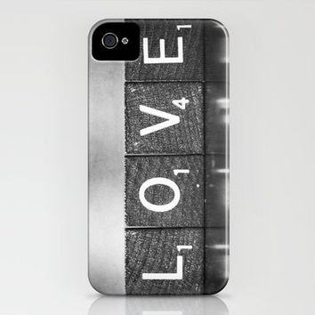 Love is a Beautiful Word iPhone Case by Amelia Kay Photography   Society6