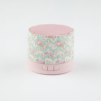 Lmnt Portable Bluetooth Stereo Speaker Pink One Size For Women 26147835001