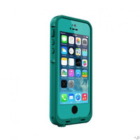 The Dark Teal LifeProof FRE Case for the iPhone 5s