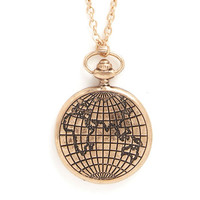 ModCloth Whirl Traveler Necklace