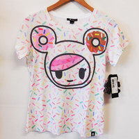 JapanLA - Donutella Pop Sprinkles T-Shirt