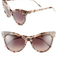 Women's Wildfox 'Grand Dame' 58mm Cat Eye Sunglasses