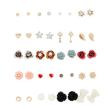 Stop & Smell The Roses Stud Pack