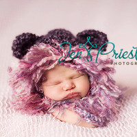 Little Lioness Hat by britt6934 on Etsy