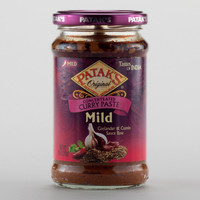 Patak's Mild Curry Paste, Set of 6 - World Market