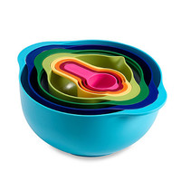 Joseph Joseph® 8-Piece Multi Color Nesting Bowl Set
