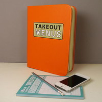 Fun Takeout Menu Planner