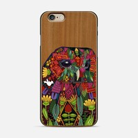 tawny owl transparent iPhone 6 case by Sharon Turner   Casetify