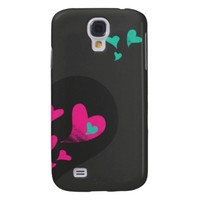 Two halves make one heart Part II Samsung Galaxy S4 Covers