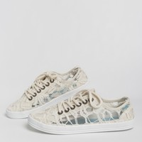 Cabala Lace Sneakers By Blowfish