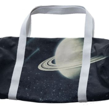 Deep Space Duffle bag created by duckyb | Print All Over Me