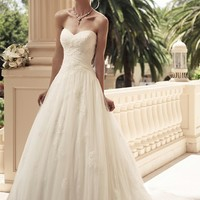 Casablanca Wedding Dresses [2108] at BestBridalPrices.com