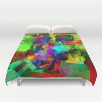 colors Duvet Cover by Haroulita