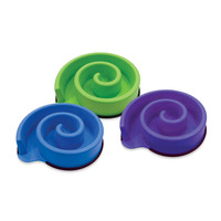 Animal Instincts Slow Feed 10-Inch Pet Bowl