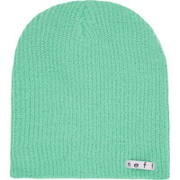 Neff Daily Beanie Mint One Size For Men 17630252301
