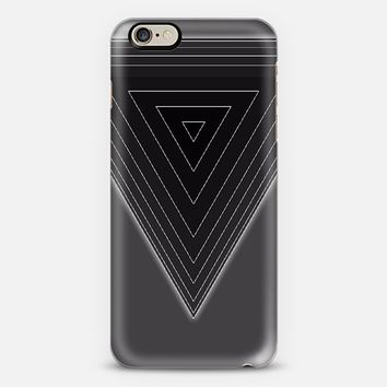 B&W Triangle iPhone 6 case by DuckyB | Casetify