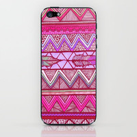 Two Feathers Two... iPhone & iPod Skin by Lisa Argyropoulos | Society6