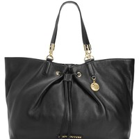ROBERTSON LEATHER DRAWSTRING TOTE by Juicy Couture, O/S