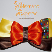 Wilderness Explorer Hair Bow