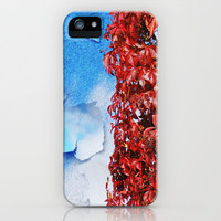 Fall iPhone Case by TexturesForever | Society6