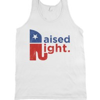 White Tank | Cool Republican Shirts
